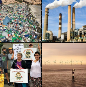 What we do: Sometimes, this involves speaking uncomfortable truths to power and  demanding more than people think is possible. It's hard work. But the  pressures facing our planet and its people are too important for us to  compromise.